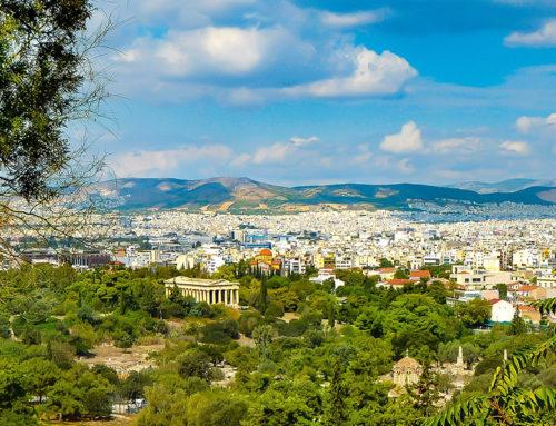 COOPilot flies to Athens